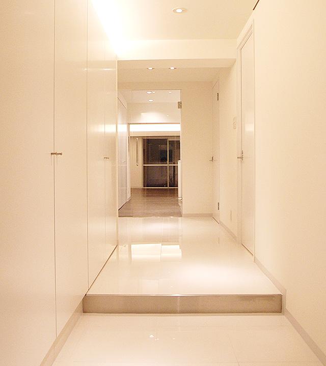 広さとデザインの家