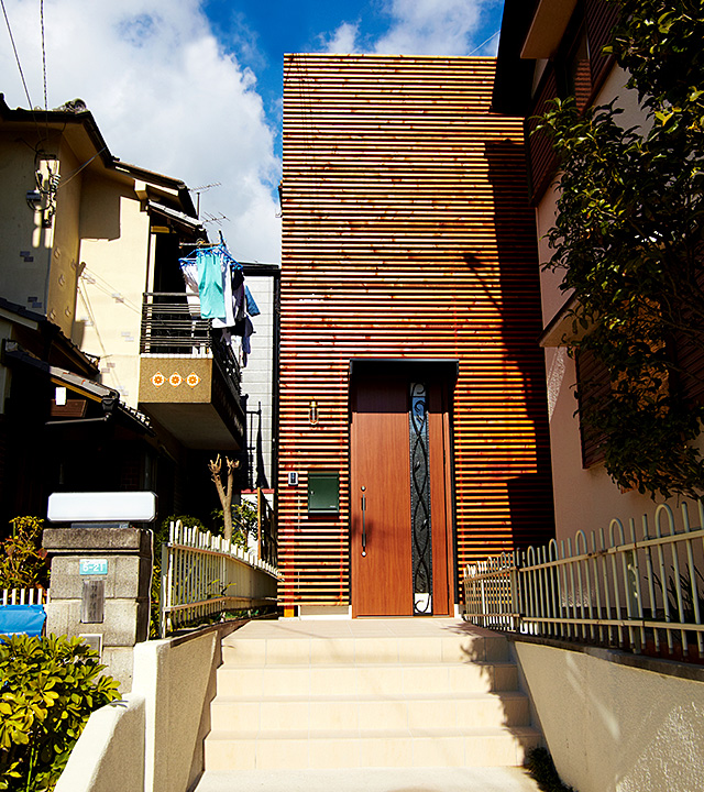 Designと耐震の家
